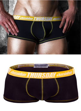 Bokserki męskie Aussiebum - MyDay Black Thursday