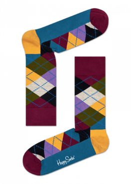 Skarpety Happy Socks - Argyle Sock AR01-048