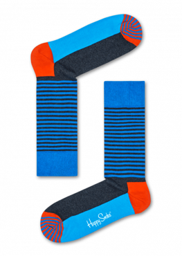 Skarpety Happy Socks - Half Stripe Sock HAS01-6002