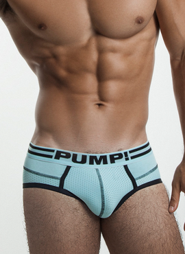 Slipy męskie Pump! - Aqua Marina Brief