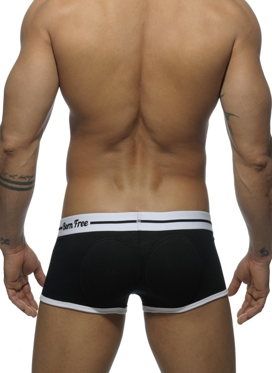 Bokserki męskie Addicted - Enhancing Boxer Black