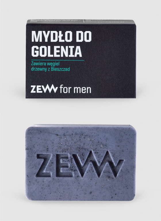 Mydło do golenia ZEW for men