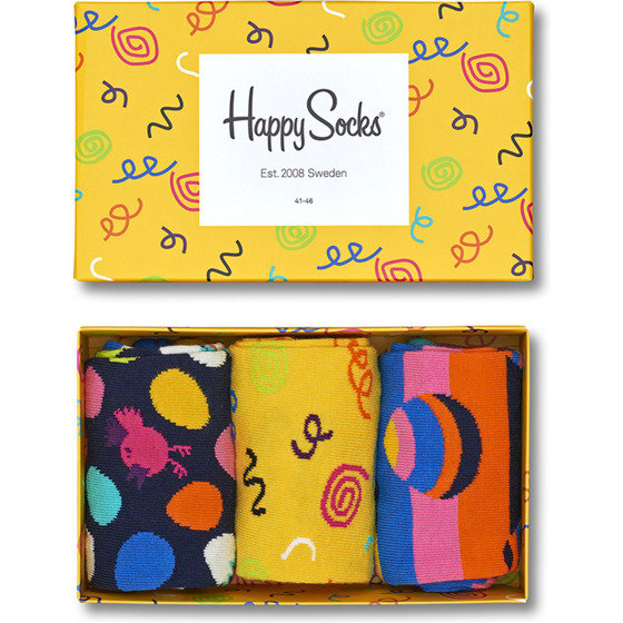Skarpety 3-pack Happy Socks - Gift Box Wielkanoc XEAS08-6000