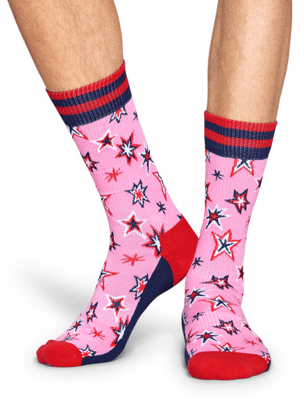 Skarpety Happy Socks - Athletic Bang Bang Sock ATBAN27-3000