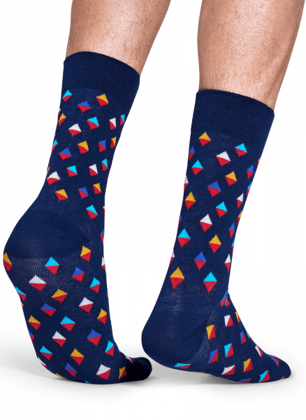 Skarpety Happy Socks - Mini Diamond Sock MDI01-6004
