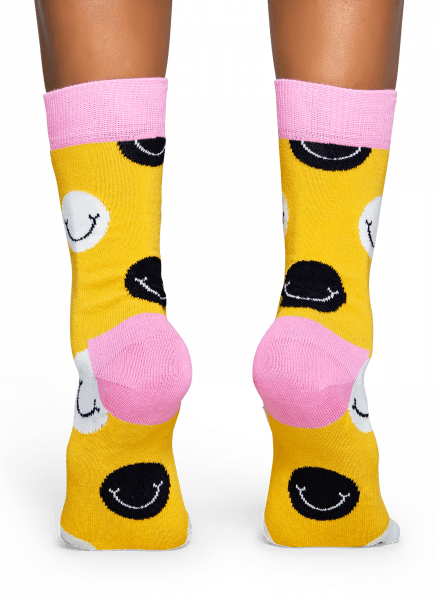 Skarpety Happy Socks - Smile Sock SMI01-2000