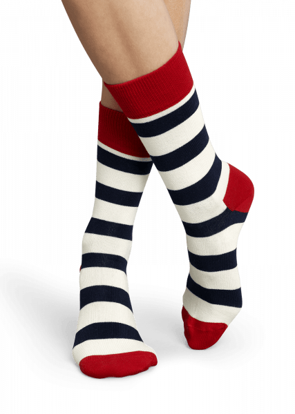 Skarpety Happy Socks - Stripe Sock SA01-045