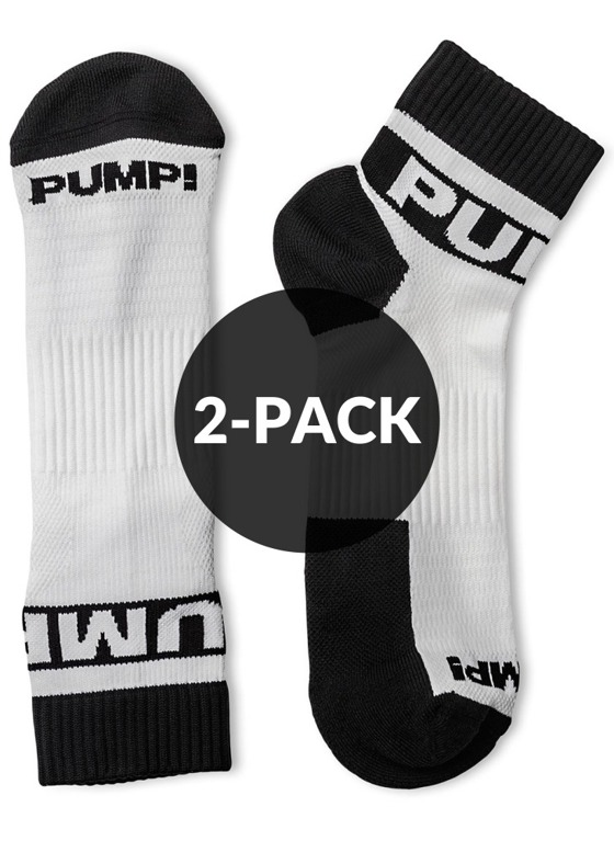 Skarpety Pump! Underwear - All-Sport Classic Socks 2-Pack