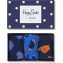 Skarpety 3-pack Happy Socks -   I Love Dad Socks Gift Box XFAT08-6001