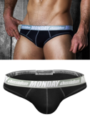 Slipy męskie Aussiebum - MyDay Black Monday