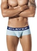 Slipy męskie Clever Moda - Zero Point Cheeky Brief zielone