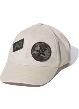 CZAPKA ADDICTED - AD687  ARMY CAP BEIGE