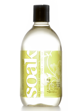 PŁYN DO PRANIA SOAK WASH - SOAK FIG 375ML