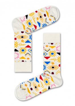 SKARPETY HAPPY SOCKS - SIGN SOCK SIG01-1000