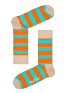 SKARPETY HAPPY SOCKS - STRIPE SOCK STR01-2002