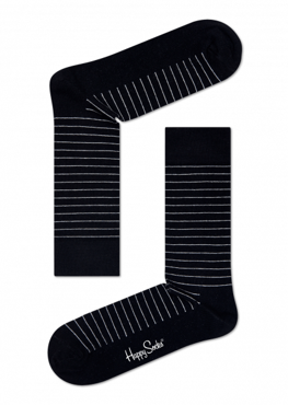 SKARPETY HAPPY SOCKS - THIN STRIPE SOCK SB01-999