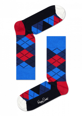 Skarpety Happy Socks - Argyle Sock AR01-067