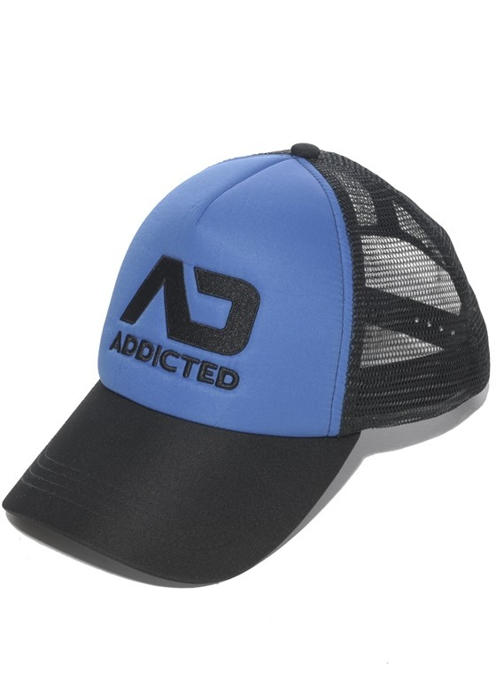 CZAPKA ADDICTED - AD FETISH CAP ROYAL BLUE