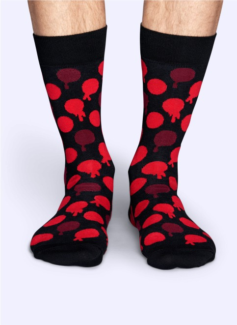 Skarpety  3-Pack XRR08-9000 - Happy Socks x Robert Rodriguez