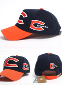Bejsbolówka męska Croota - C Gate Cap Navy/Orange
